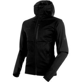 Mammut Ultimate V SO Hooded Jacket Men black-black